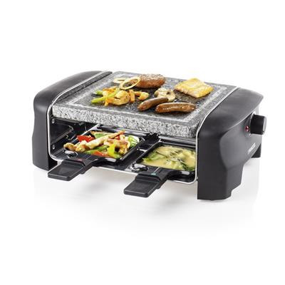 Raclette 4 Pedra Grill Party Princess 600w