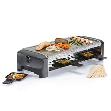 Raclette Pedra Grill Party Princess 1300w