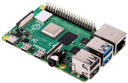 Placa Raspberry Pi 4 Modelo B - 4GB