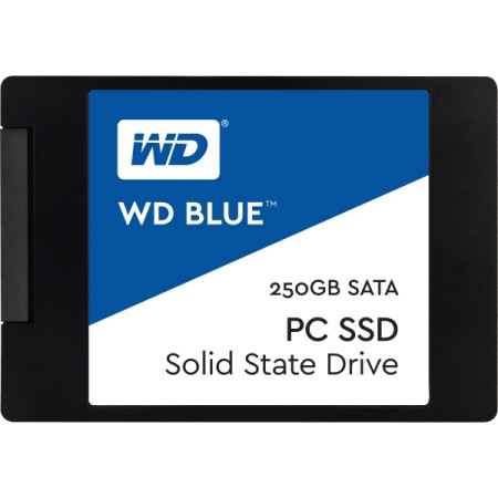 "Disco SSD Western Digital Blue 2.5"" 250GB  WDS250G1B0A - ONBIT"