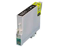 Tinteiro Epson Compatível T0801 / T0791 - Preto   - ONBIT