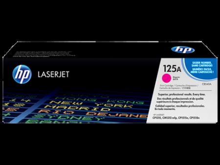 Toner HP LaserJet Original 125A Magenta (CB543A)