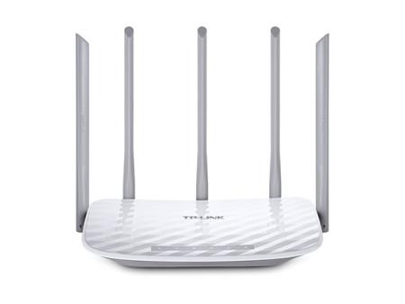 Router TP-Link Wi-Fi Dupla Banda AC1350 Archer C60