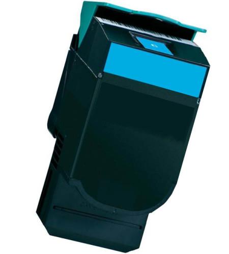 Toner Lexmark Compatível C540H2CG azul