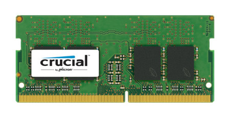 Memoria Crucial 4GB DDR4 2400MHz CL17 1.2V SODIMM