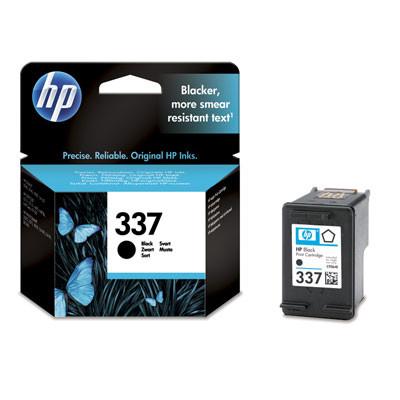 Tinteiro HP 337 Original Preto (C9364AE)