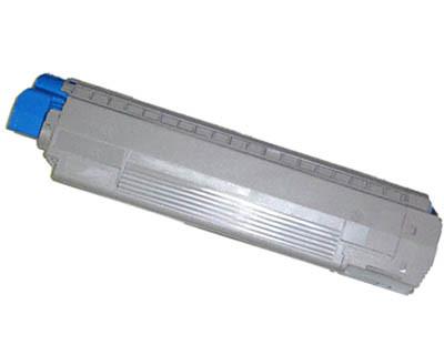 Toner OKI Compatível MC853 / MC873 Azul (45862839)