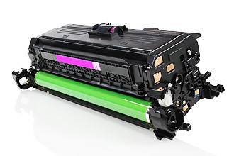 Toner HP 307A Compatível CE743A Magenta