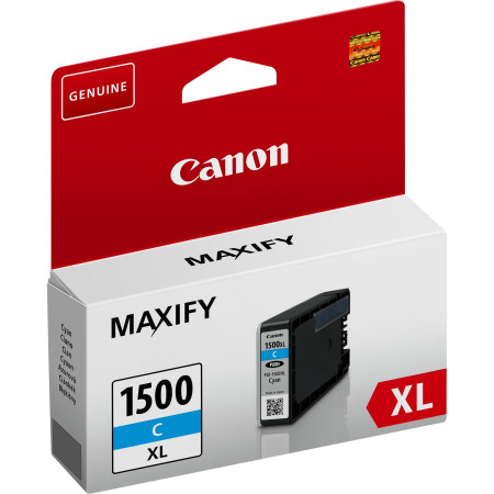 Tinteiro Canon Maxify PGI-1500 XL Azul Original (9193B001)