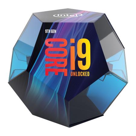 Processador Intel Core i9-9900K Octa-Core 3.6GHz c/ Turbo 5.0GHz 16MB Skt 1151