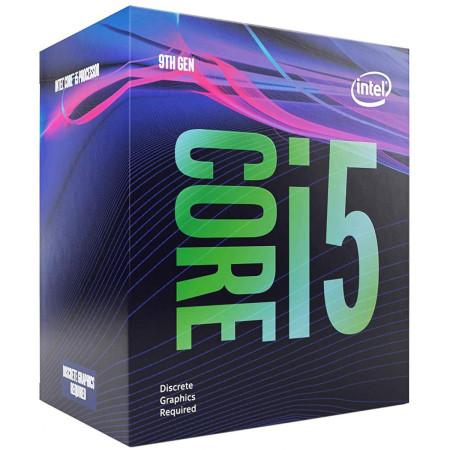 Processador Intel Core i5-9400F Hexa-Core 2.9GHz c/ Turbo 4.1GHz 9MB Sk 1151