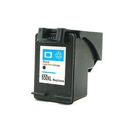Tinteiro HP Reciclado 650 XL Preto (CZ101AE)