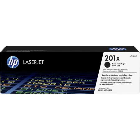 Toner HP LaserJet Original 201X Preto (CF400X)