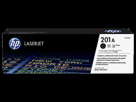 Toner HP LaserJet Original 201A Preto (CF400A)