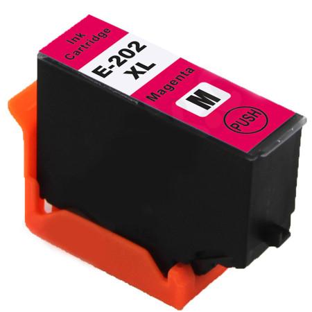 Tinteiro Epson Compatível 202 XL - T02G3 / T02E3 Magenta