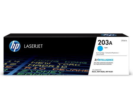Toner HP LaserJet Original 203A Azul (CF541A)