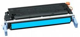 Toner HP 641A Compatível C9721A  Azul