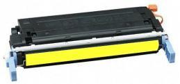 Toner HP 641A Compatível C9722A  Amarelo