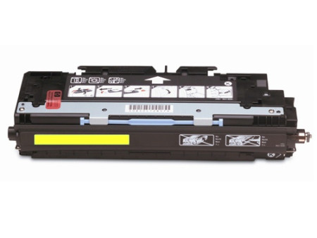 Toner HP 309A Compatível Q2672A amarelo