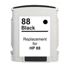 Tinteiro HP 88 XL Preto Compatível (C9396AE)   - ONBIT