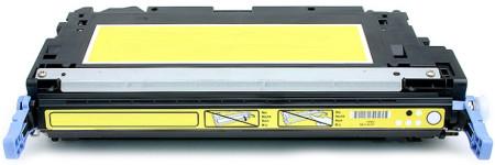 Toner HP 503A Compatível Amarelo Q7582A