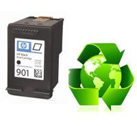 Tinteiro HP Reciclado Nº 901 XL preto (cc654ee)   - ONBIT