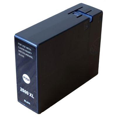 Tinteiro Canon Maxify Compatível PGI-2500 XL Preto