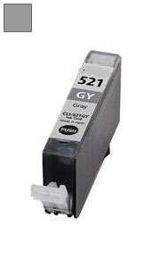 Tinteiro Canon Compatível CLI-521GY (CINZA)   - ONBIT