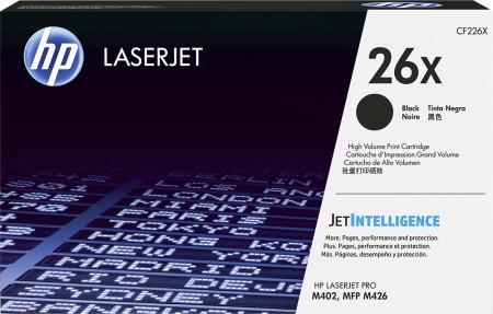 Toner HP LaserJet Original 26X Preto (CF226X)