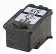 Tinteiro Canon Reciclado PG-510 / PG-512 XL Preto   - ONBIT