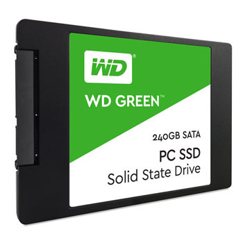 "Disco SSD Western Digital Green 2.5"" 240GB  WDS240G1G0A - ONBIT"