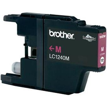 Tinteiro Brother Compatível LC1220 / LC1240M Magenta   - ONBIT