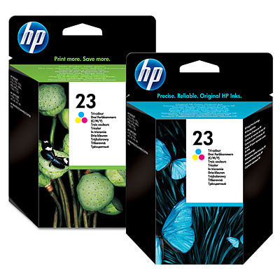 Tinteiro HP 23 Original Tricolor (C1823GE)   - ONBIT