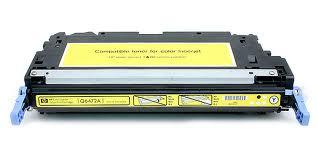 Toner HP 501A Compatível Q6472A amarelo   - ONBIT