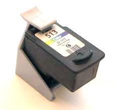 Tinteiro Canon Reciclado CL-511 / CL-513 XL Cor   - ONBIT