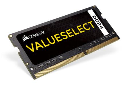 Memoria Corsair Value Select 8GB DDR4 2133MHz SoDimm