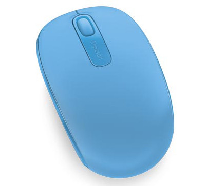 Rato Microsoft Sem Fios Mobile 1850 Azul
