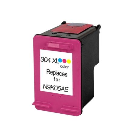 Tinteiro HP Reciclado 304 XL tricolor (N9K07AE)