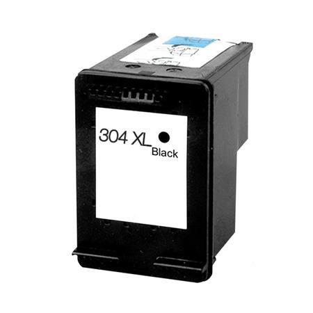 Tinteiro HP Reciclado 304 XL Preto (N9K08AE)