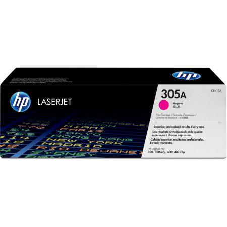 Toner HP LaserJet Original 305A Magenta (CE413A)