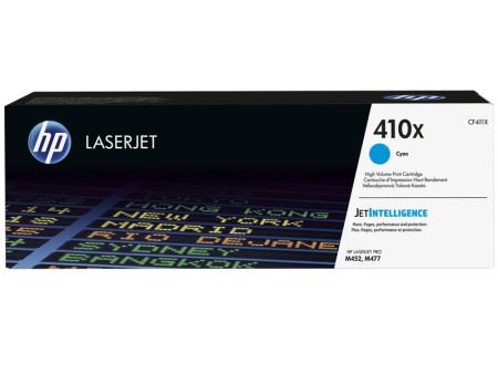 Toner HP LaserJet Original 410X Azul (CF411X)