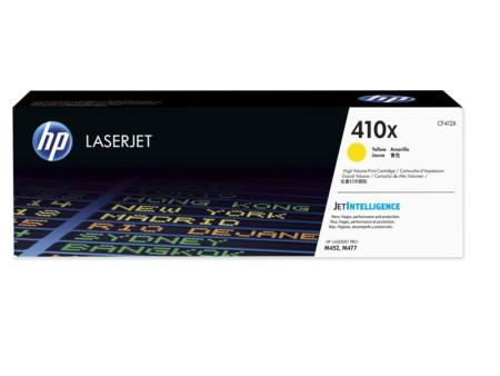Toner HP LaserJet Original 410X Amarelo (CF412X)