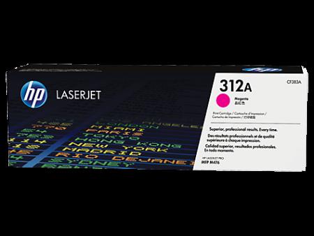Toner HP LaserJet Original 312A Magenta (CF383A)