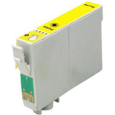 Tinteiro Epson Compatível T1004 - Amarelo   - ONBIT