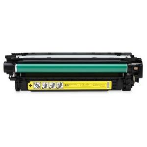 Toner HP Compatível 504A (CE252A) Amarelo   - ONBIT