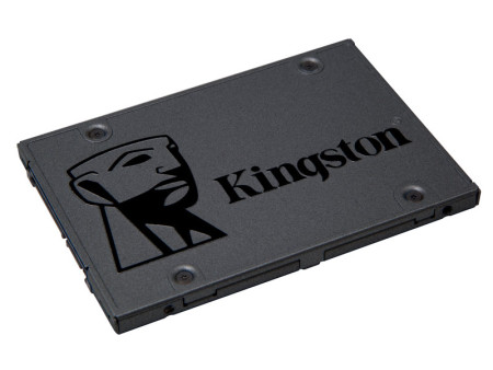 Disco SSD Kingston 2.5´ 480GB A400 SATA III (SA400S37/480G)