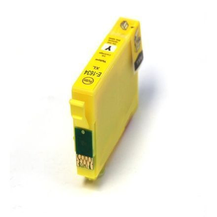 Tinteiro Compatível Epson 16 XL, T1634 amarelo   - ONBIT