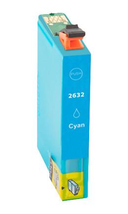 Tinteiro Compatível Epson 26 XL, T2632 azul   - ONBIT