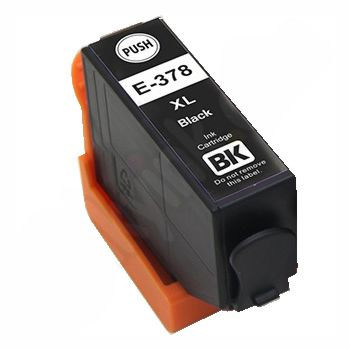 Tinteiro Epson Compatível 378 XL - T3791 / T3781 Preto