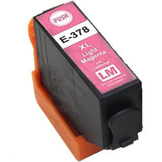 Tinteiro Epson Compatível 378 XL - T3796 / T3786 Magenta Claro